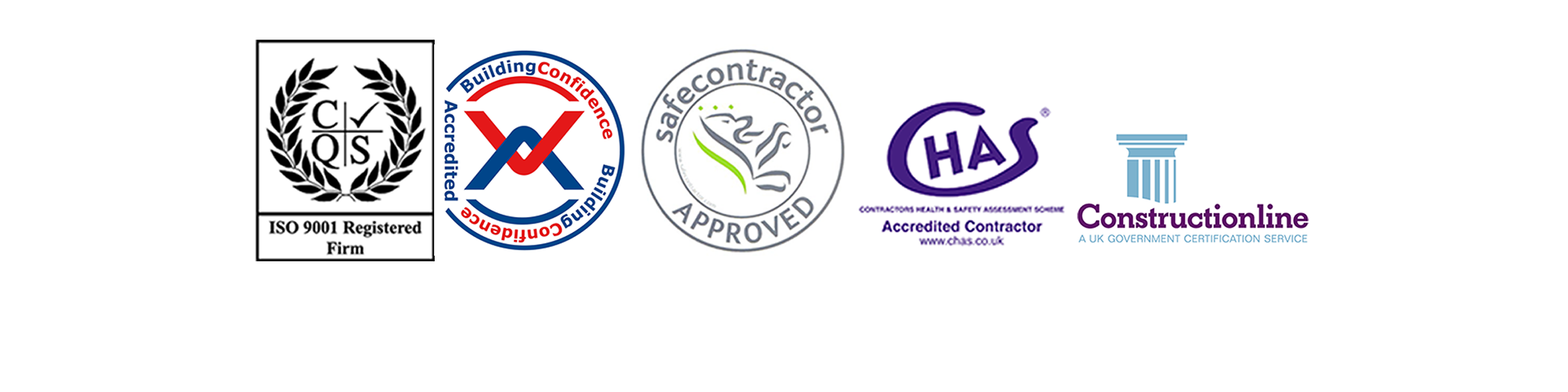 Laminate Solutions Accreditations