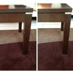 wooden table legs repair